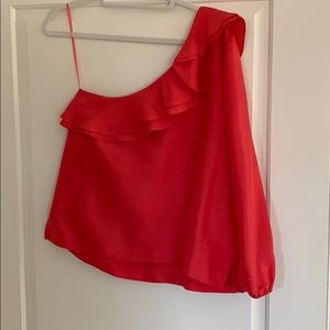 J Crew silk blouse